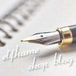 elfhameショップブログ
